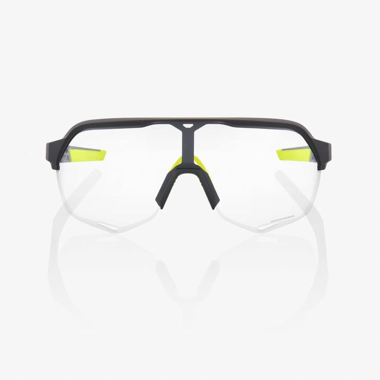 S2® Soft Tact Cool Grey Photochromic Lens