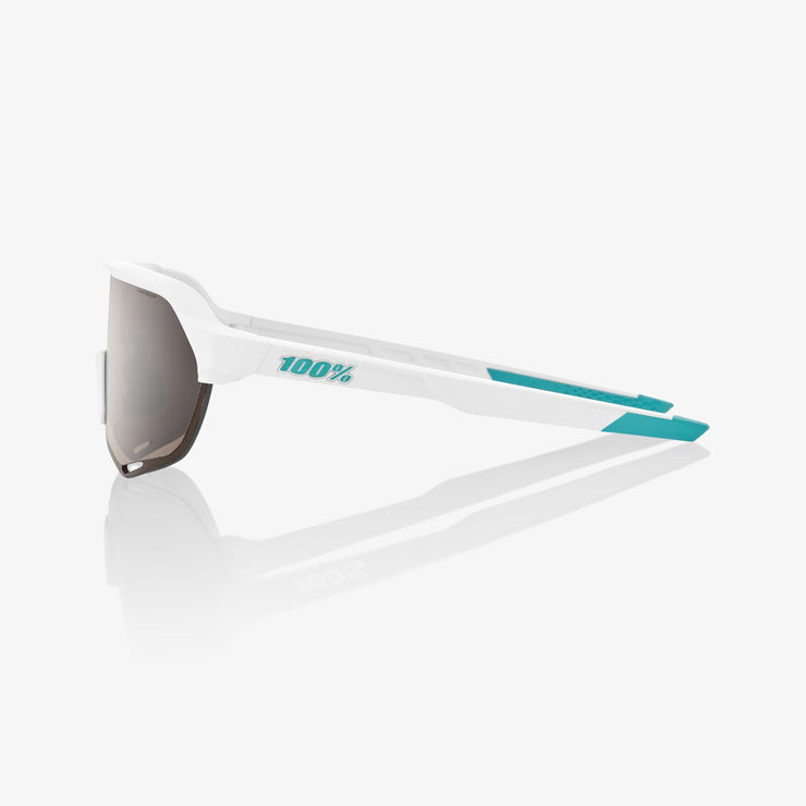 S2® SE BORA - hansgrohe Team White HiPER® Silver Mirror Lens + Clear Lens Included