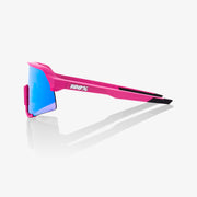 S3® Matte Pink HiPER® Blue Multilayer Mirror Lens + Clear Lens Included
