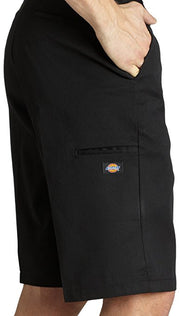 DICKIES LOOSE FIT 13 INCH SHORT - BLACK - Speed Hunter SG