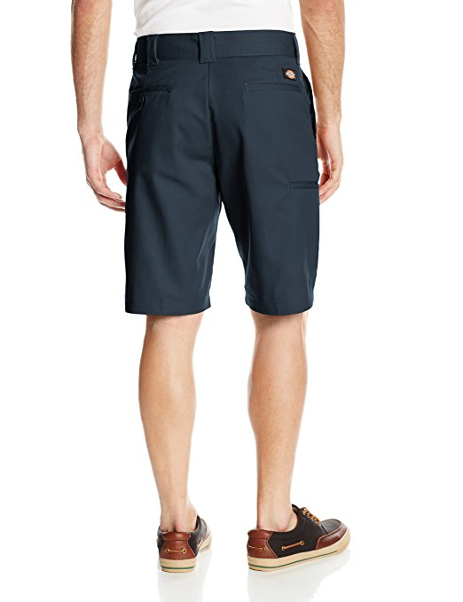 DICKIES 850 SLIM/REGULAR FIT TWILL SHORT - DARK NAVY - Speed Hunter SG