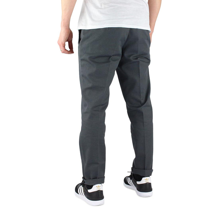 DICKIES  872 SLIM FIT - CHARCOAL GREY