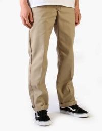 DICKIES 873 -SLIM STRAIGHT - KHAKI