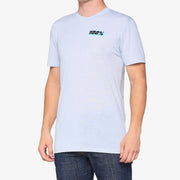 100% - JARI Tech Tee Grey (Dri-release)