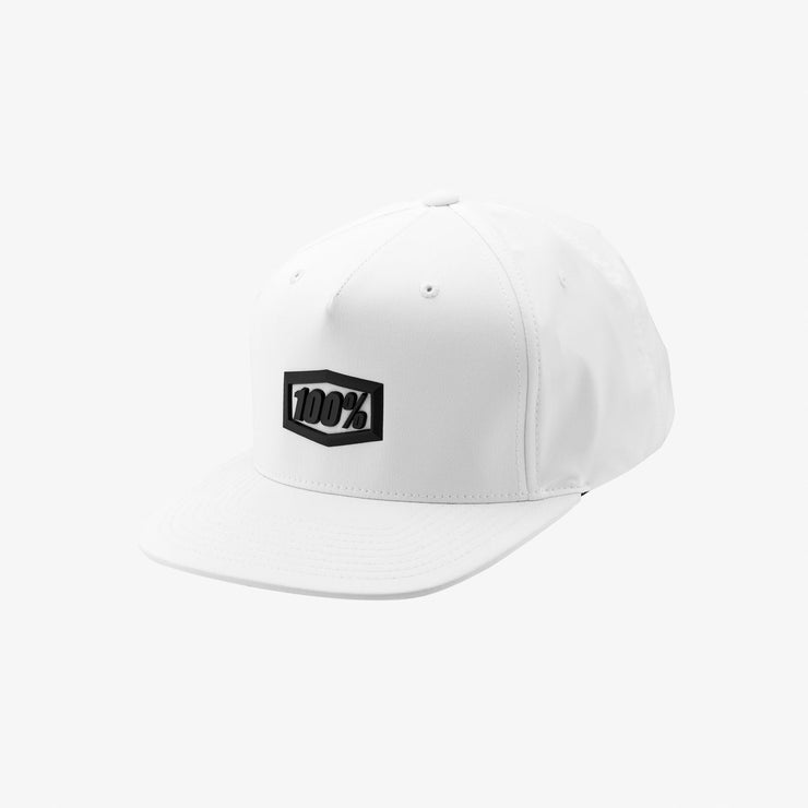 ENTERPRISE Snapback White