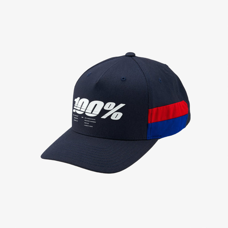 COMING SOON 100% LOYAL X-Fit Snapback Navy