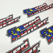 SPEED HUNTER - MALAYSIA DECAL