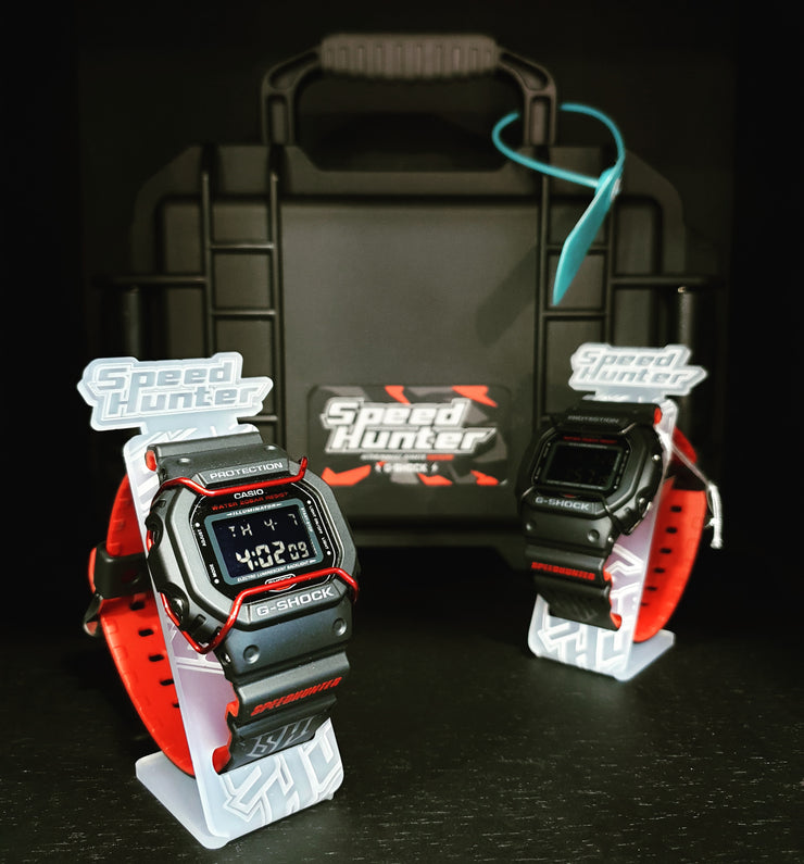 "SpeedHunter G-Shock ""SPEEDSTER"""