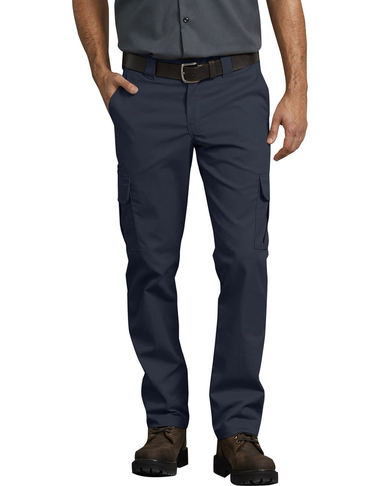 DICKIES CARGO FLEX SLIM FIT PANTS - DARK NAVY