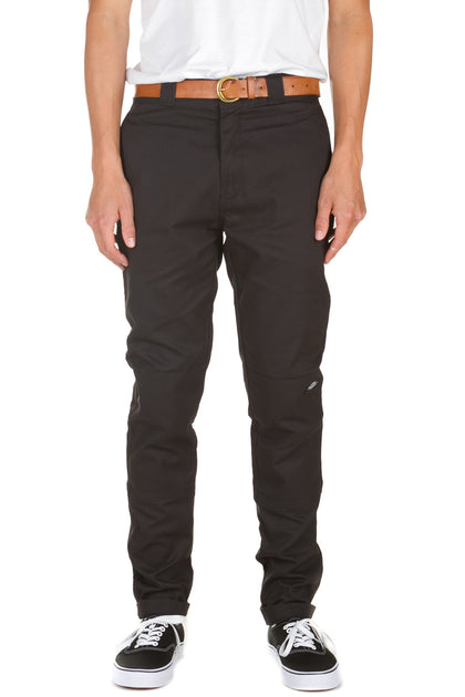 DICKIES 918 SLIM FIT DOUBLE KNEE - BLACK - Speed Hunter SG