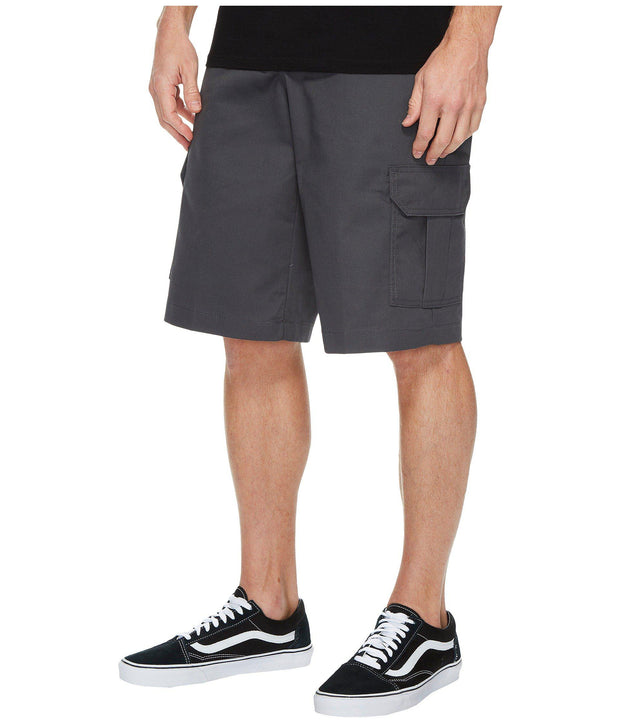DICKIES CARGO SHORT - CHARCOAL GREY