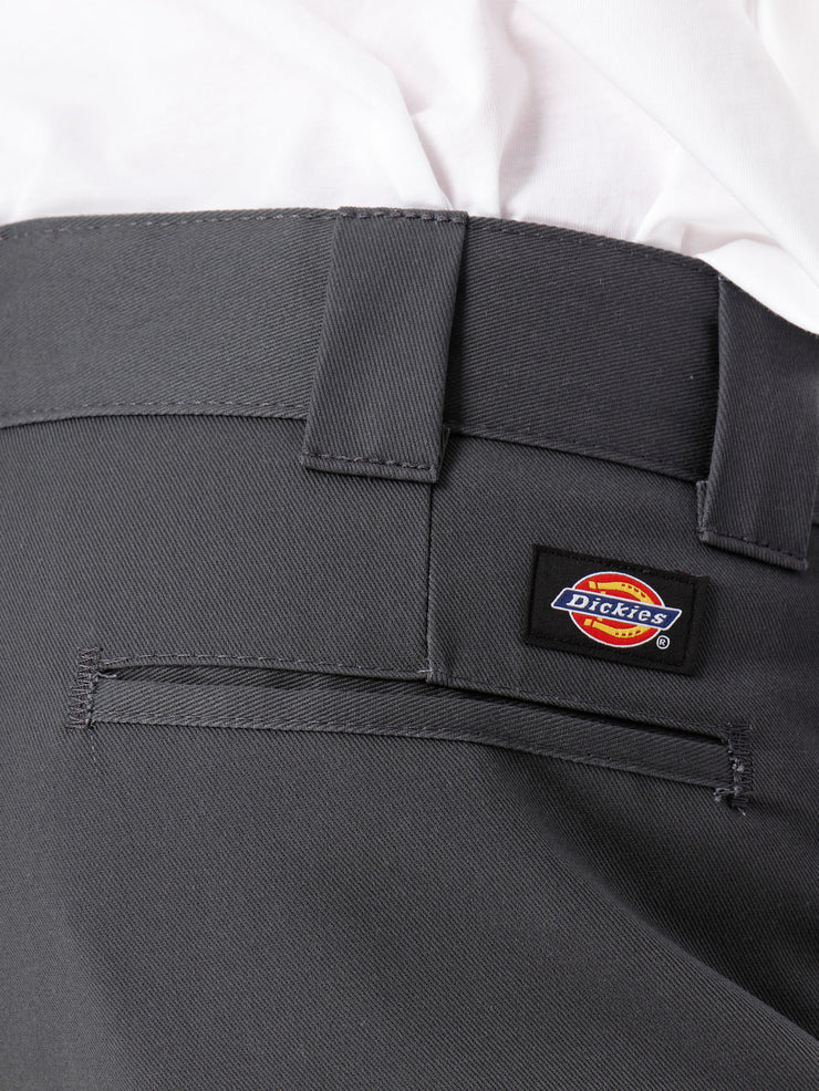 DICKIES 873 -SLIM STRAIGHT - DARK CHARCOAL GREY