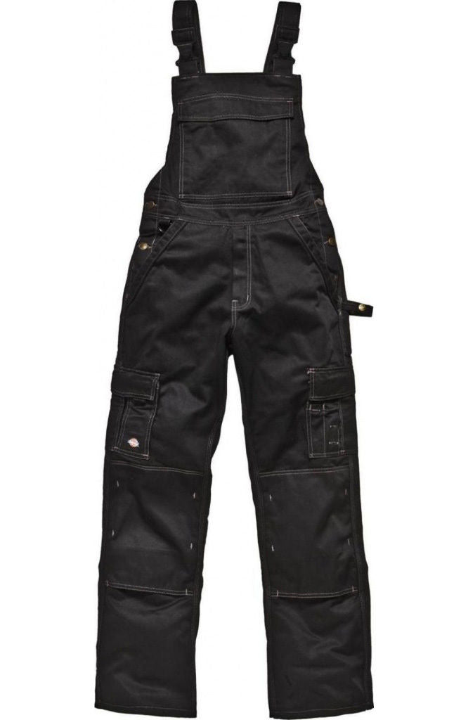 DICKIES INDUSTRY 300 TWO TONE OVERALL - BLACK - Speed Hunter SG
