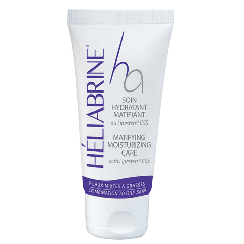 Face Matifying Moisturizing Care - Heliabrine