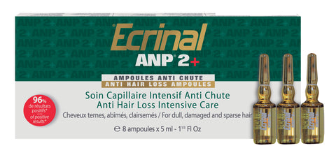 Hair Care Ampoules w/ANP2+® - Ecrinal®