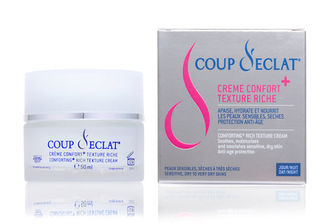 Face Comforting & Rich Texture Cream - Coup D'Eclat®