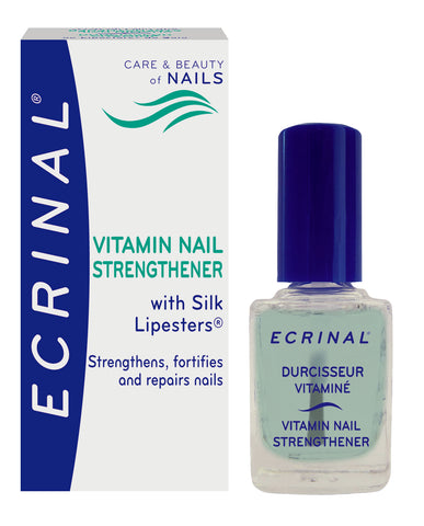 Nail Strengthener Vitamin-Enriched - Ecrinal®