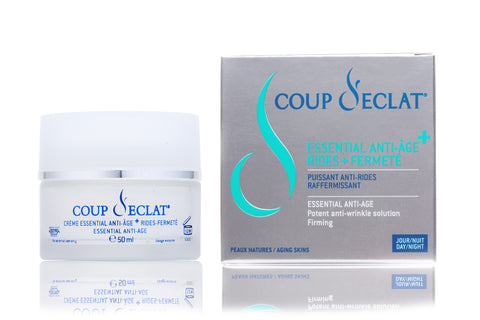 Face Essential Against Aging Skin Cream - Coup d'Eclat