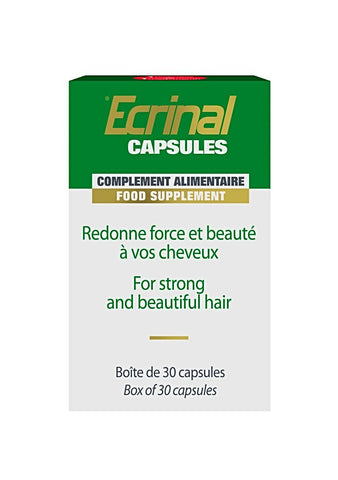 Nail & Hair Growth Supplement w/ ANP®2+ Ecrinal®