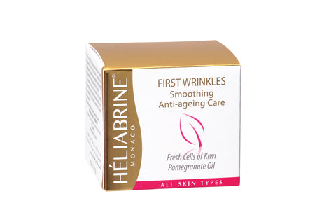Face First Wrinkle Cream - Heliabrine