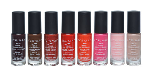 Nail Protective Color Nail Polish - Ecrinal