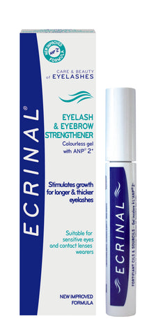 Fortifying Eyelash & Eyebrows Gel w/ ANP®2+ - Ecrinal®