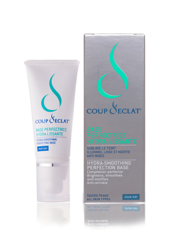 Face Hydra-Smoothing Perfection Base Cream - Coup d'Eclat