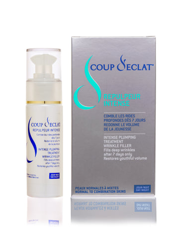 Intense Plumping Wrinkle Filler - Coup d'Eclat