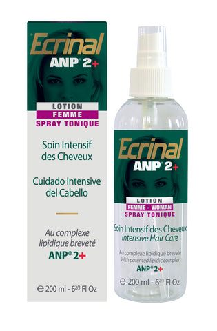 Hair Lotion for Women w/ANP®2+ Ecrinal®