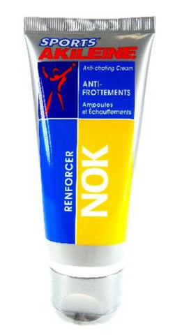 Body Against Foot Armpit Groin Chafing & Blister Cream SPORTS AKILEINE NOK