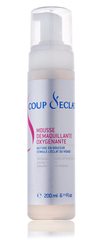 Oxygenating Make-Up Remover Foam - Coup d'Eclat