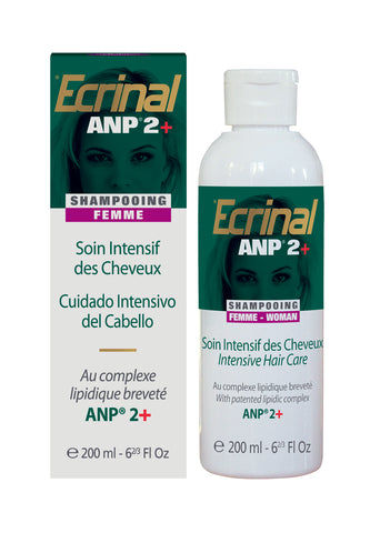 Hair Women's Shampoo w/ANP2+® Ecrinal®
