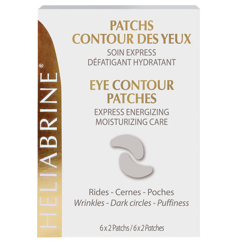 Eye Contour Patches - HELIABRINE®