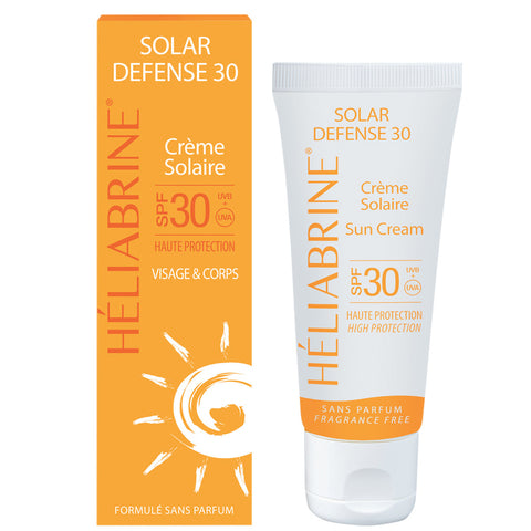 Solar Defense 30 - SPF 30 - HELIABRINE®