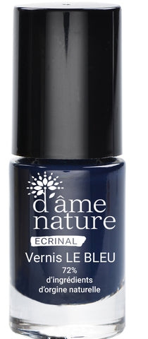 Nail Color organic Blue D'Âme Nature®