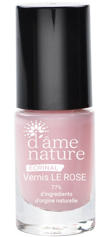 Nail Color organic Pink D'Âme Nature®