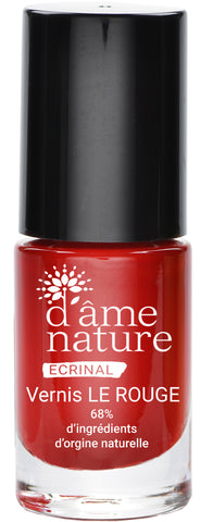 Nail Color organic Red D'Âme Nature®