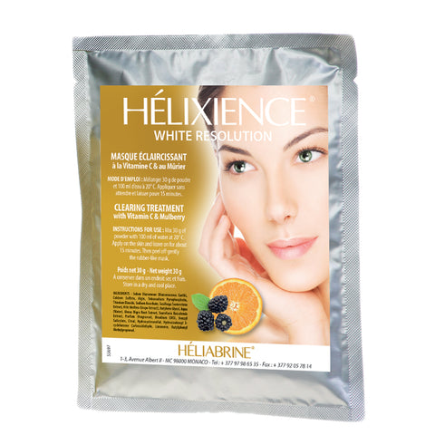 Mature Skin & Brown Spots Mask with Mulberry - HELIABRINE® - Helixience