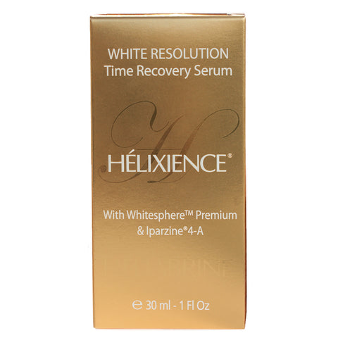 WHITE RESOLUTION - Time Recovery Serum - HELIABRINE® - Helixience