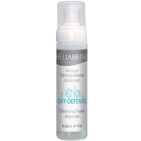 Oxy-Defense Cleansing Foam - HELIABRINE®