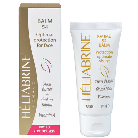 Balm 54 for dry Skin 50 ml - 1 2/3 fl oz - HELIABRINE®