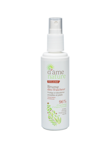 Refreshing 2-in-1 Deo Mist - D'Âme Nature®