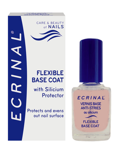 Nail Flexible Basecoat Protection - Ecrinal