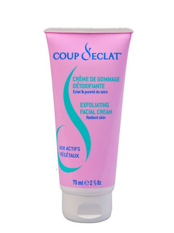 Face Exfoliating Facial Cream - Coup d'Eclat®
