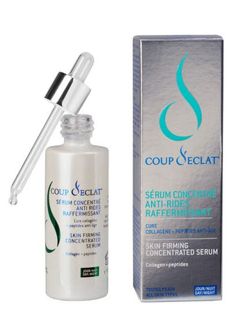 Face Concentrated Skin Firming Serum - Coup d'Eclat®