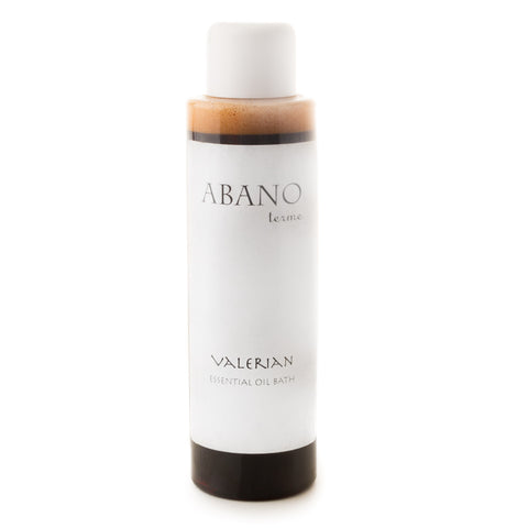 Valerian Oil Bath