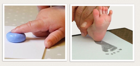 Fingerprint or hand/foot paw print kits.