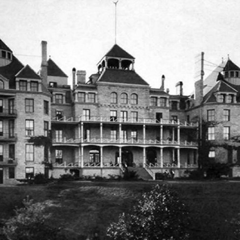 America's Most Haunted Hotel