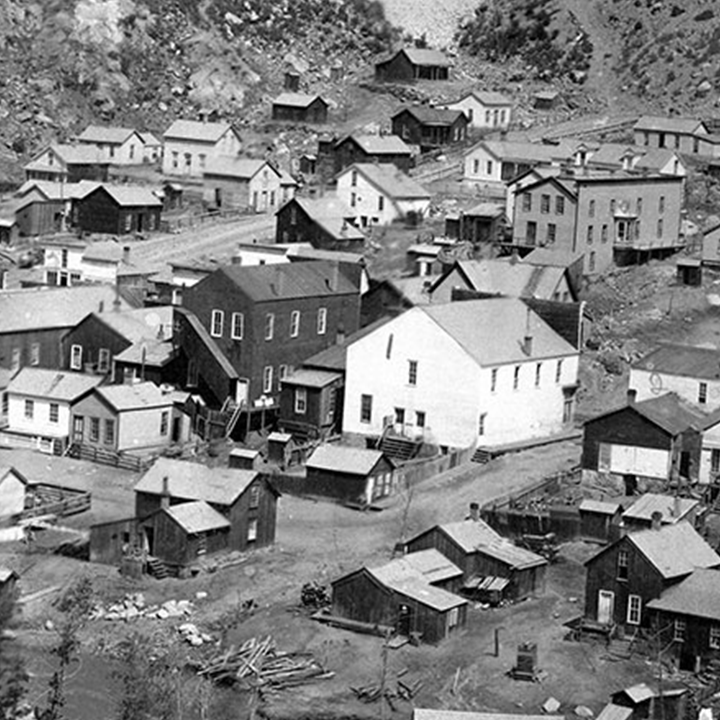 The Living Ghost Town of Colorado