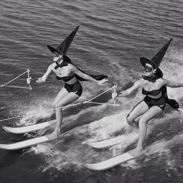 Witches at Virginia Beach